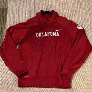 Nike 'Oklahoma' OU hoodie sweatshirt